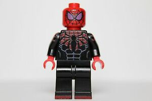 Aninimal Book: Lego Superior Spider Man Custom Printed Minifig Marvel ...