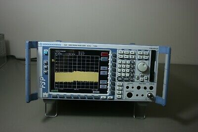 Rohde Schwarz Fsp7 Spectrum Analyzer 9khz-7ghz Calibrated 30 Day Warranty