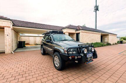 2004 Jeep Grand Cherokee Laredo Auto 4*4 MY04