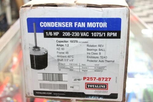 Carrier Totaline Condenser Fan Motor P257-8727
