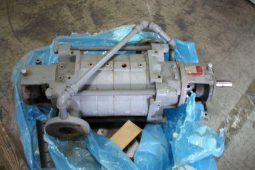 Flowserve WDR 4 W/ Ind. 4 Stage Centrifugal Pump MODEL 32, 630 PSI