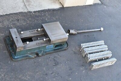 Kurt D80 Anglock Milling Machine Vise 8 Wide