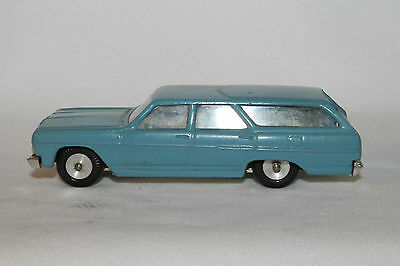 1964 Chevelle Wagon - 1964 Chevrolet Chevelle Wagon, Cragstan,  Sabra 1/43 Scale, Made in Israel, Nice