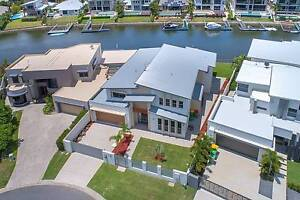 BRAND NEW Waterfront Home with 10m Pontoon! Helensvale Gold Coast North Preview
