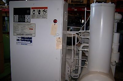 Gardner Denver 150 Hp Rotary Screw Air Compressor Tested Warranty