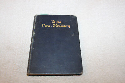 1919 Illustrated and descriptive catalog of Whitin cotton yarn machinery