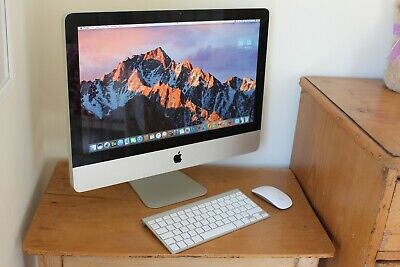"APPLE iMAC 21.5"" MID 2011 2.5 GHZ INTEL CORE i5 WIRELESS KEYBOARD MAGIC MOUSE 1"