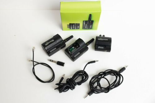 Radio Popper JrX Studio Receiver and Transmitter Kit