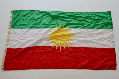 Iraqi Kurdish OIF Era Flag