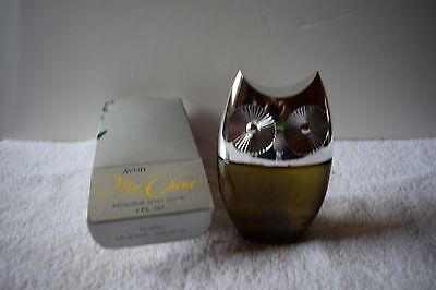 VINTAGE AVON - WISE CHOICE EXCALIBUR AFTER SHAVE - FULL