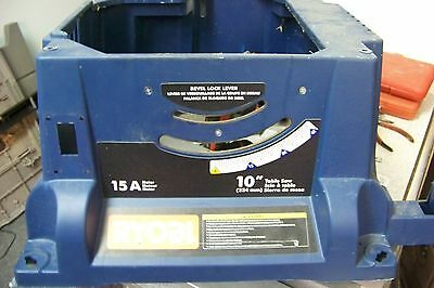 Ryobi Rts21 10 In. Table Saw Parts Cabinet