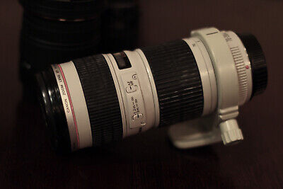Canon 70-200mm f/4 USM Zoom Lens