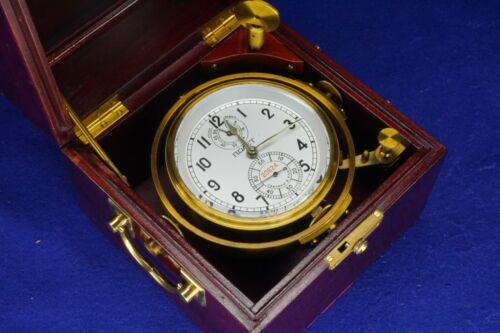 Russian Marine Chronometer