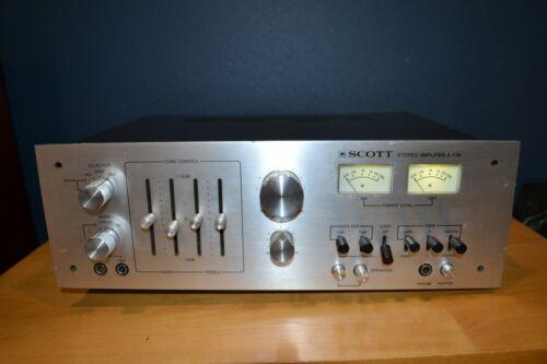 Scott A 436 Integrated Amplifier
