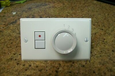 Master Switch White 9 Position Onoff Switch Station Ge Rr7