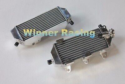 Fit Yamaha WR450F/WR450FG YZ450FX/FXG/FXH 2016-2018 16 17 Full aluminum radiator