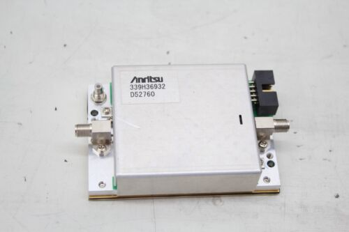 Anritsu MS2670A 339H36932 attenuator tested working