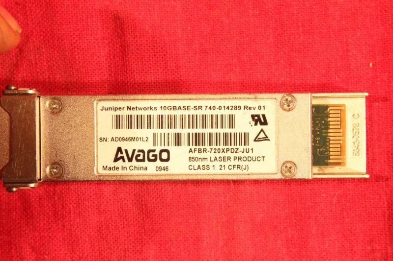 Juniper Networks 10GBSE-SR 740-014289 (AVAG0)