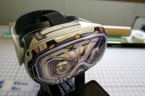 Skull3 full wrap Skin kit that fits the Oculus Quest 2