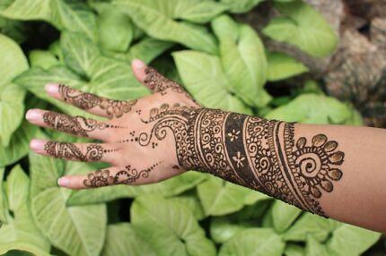 Henna paradise  Brisbane City Brisbane North West Preview