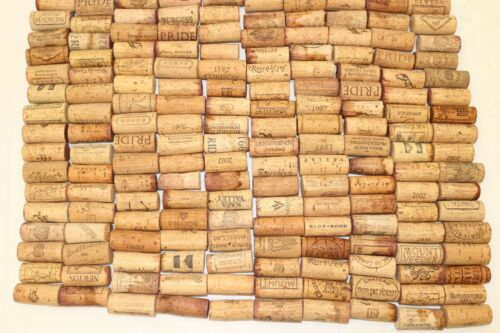 Natural Used Wine Corks in excellent conditions