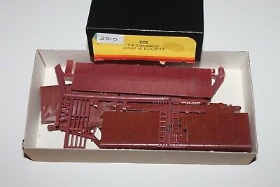 HO Scale CCS 44387 Baltimore & Ohio 40' Single Door Boxcar Kit C3315