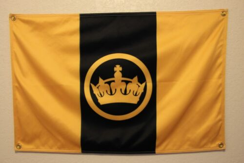 Almighty Latin King Nation Flag