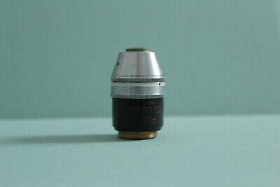 Carl Zeiss West Microscope Objective Polarising 100 1.25 160- Oel
