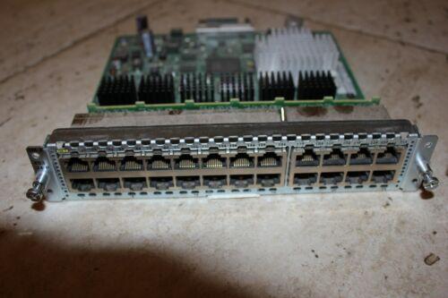 CISCO SM-X-ES3-24-P 24-Port Etherswitch