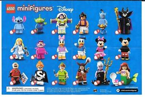LEGO Minifigures Series 71012 Disney