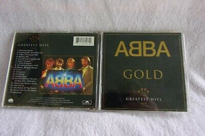 Abba Gold: Greatest Hits FAST SHIPPING!