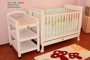 baby cot and packages Endeavour Hills Casey Area Preview