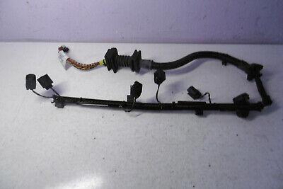 Original BMW X5 X6 F15 F16 X5 40dX Cable Loom Engine Injector Module 12518583601