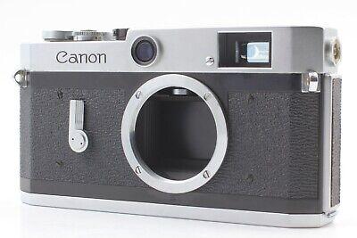 [NEAR MINT] Canon P Rangefinder 35mm Film Camera L39 LTM Leica from Japan 073