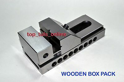 New 3 Screwless Toolmakers Precision Tool Vise Perfect Right Angle Hardgrd