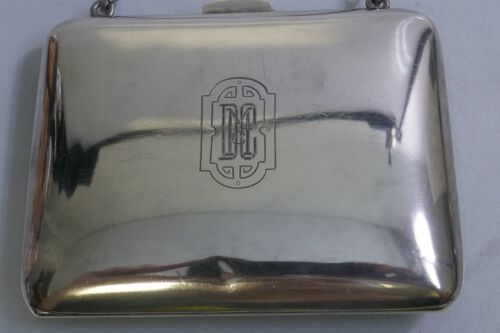 R. Blackington & Co. Sterling Silver Purse Model # 4602