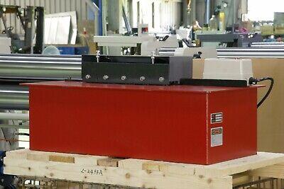 New Morlin 2400 Portable 24 Ga. Lockformer Pittsburgh Machine