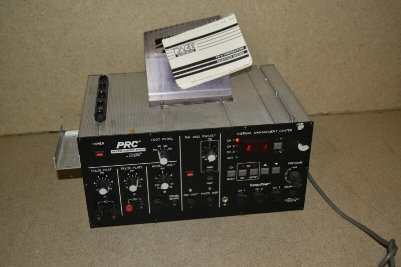 ^^ PACE PPS-400 SOLDERING WORK STATION (BB3)