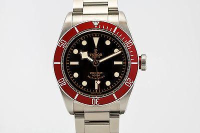 Tudor Heritage Black Bay Automatic Dive Watch Submariner 79220 79220R Unworn