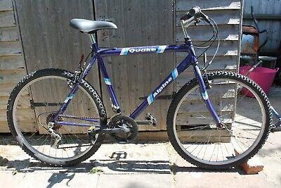 Alpine Quake Man's mountain bike used