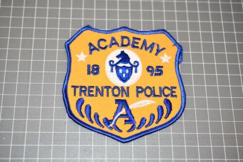 Trenton New Jersey Police Academy Patch (US-Pol)