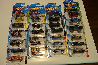 Hot Wheels Treasure Hunt Batman 67 Camaro Lot Bundle Batmobile Copa 2019 2020
