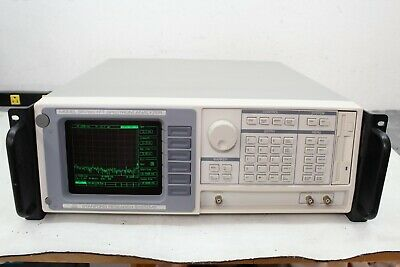 Srs Stanford Research Systems Sr770 Fft Spectrum Analyzer Srs Fully Tested