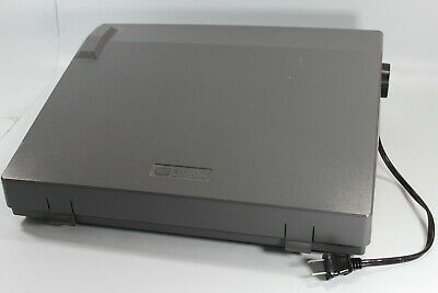 Smith Corona Sl500 Electric Portable Typewriter With Cover