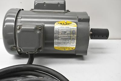 Baldor Industrial Single Phase Motor Vl3504