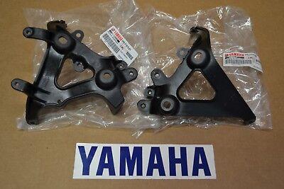 BRAND NEW Yamaha Raptor 700 LEFT & RIGHT HEADLIGHT BRACKETS 2013-2020 FAST SHIP