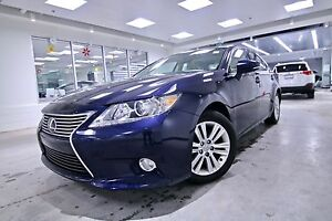 2013 Lexus ES 350 PREMIUM ES 350, ONE OWNER, NON SMOKER, FULL SE