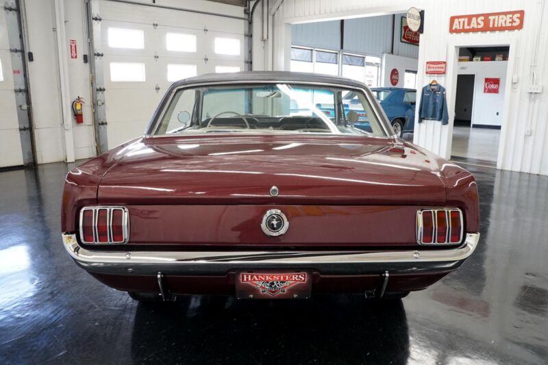 Image 5 Coche Americano de época Ford Mustang 1965