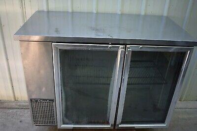 2014 True Tbb-24-48g-s-ld Stainless Steel Back Bar Refrigerator