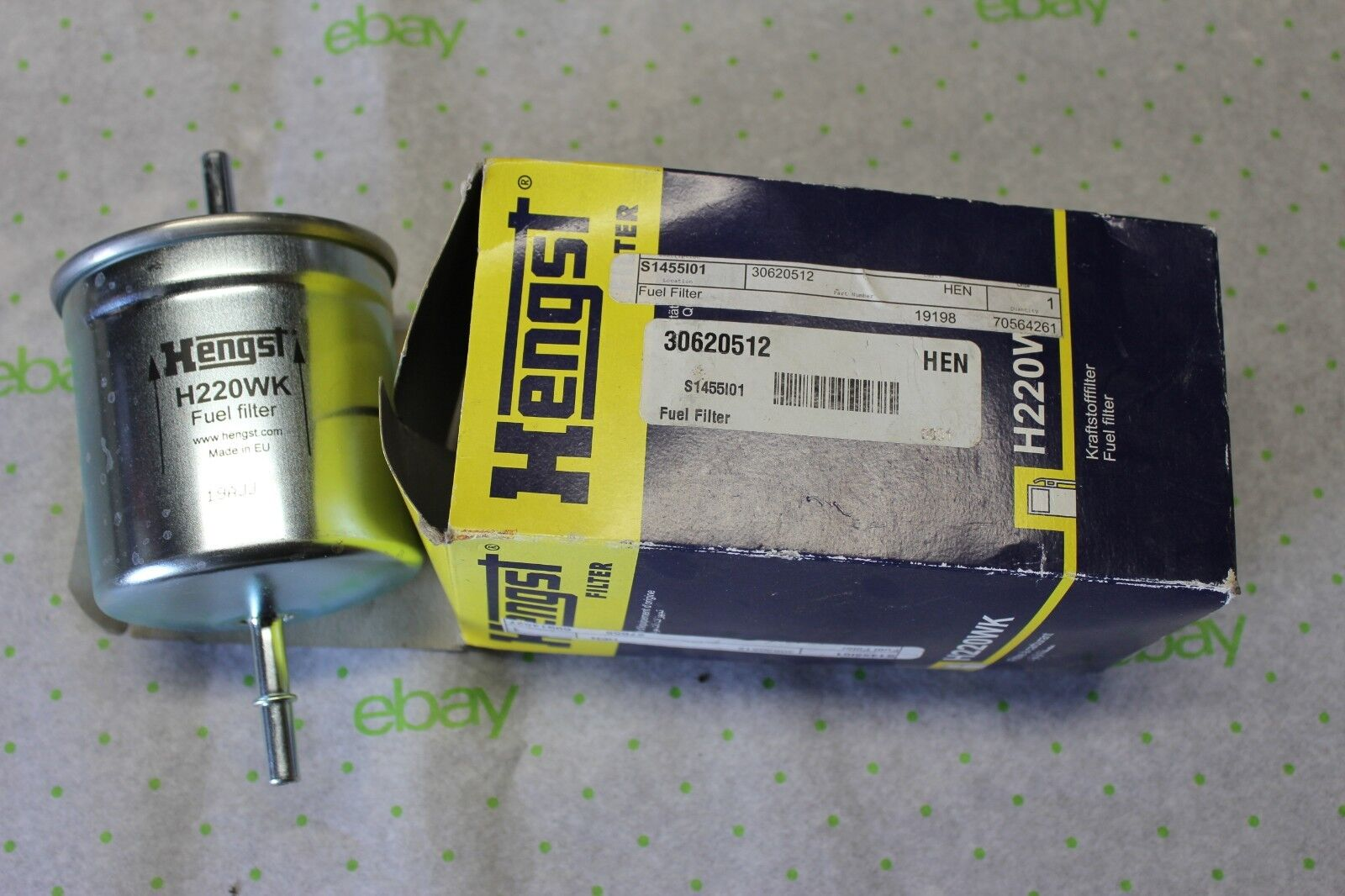 Used Volvo Filters For Sale 740 Fuel Filter Location Gas C70 S40 S60 S80 V40 V70 Xc70 Xc90 Hengst 30620512